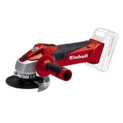 EINHELL 4431130 TC-AG 18/115 Γωνιακός Τροχός Μπαταρίας (Solo)