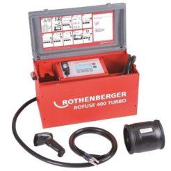 ROTHENBERGER Rofuse 400 Turbo Μηχάνημα Ηλεκτρομουφας (1000000999)