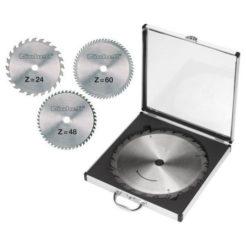 EINHELL 4502133 Δίσκοι Κοπής Ξύλου 250mm Σετ 3τμχ