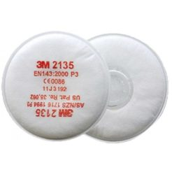 3M 2135 Φίλτρα Σωματιδίων P3 R (Ζεύγος)
