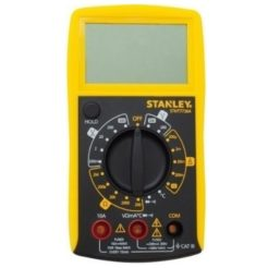 STANLEY STHT077364 Ψηφιακό Πολύμετρο AC/DC