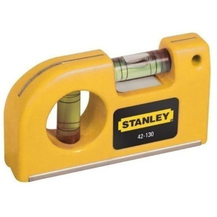 STANLEY 042130 Μαγνητικό Αλφάδι Τσέπης 85mm