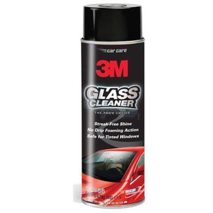 3M 50586 Αφρός Καθαρισμού Κρυστάλλων Glass Cleaner 500ml