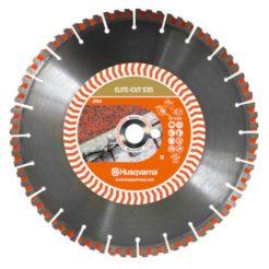 HUSQVARNA S35 ELITE CUT Διαμαντόδισκος Κοπής Πέτρας και Οπλισμένου Σκυροδέματος 400mm (579211530)