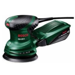 BOSCH PEX 220A Τριβείο Έκκεντρο 220W 125mm (0603378000)