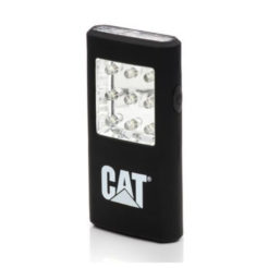 CAT CT50550 Φακός Τσέπης ABS Διπλής Έντασης 45 και 80 Lumens