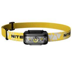 NITECORE NU17 Φακός Κεφαλής Led Black 130 Lumens (9110100993)