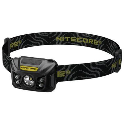 NITECORE NU32 Headlamp Φακός Κεφαλής Led 550 Lumens Black (9110100939)