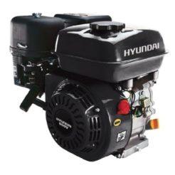 HYUNDAI 650Q Κινητήρας Βενζίνης 198cc/6.5hp Με Σφήνα (50C03)