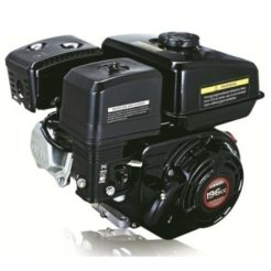 LONCIN G200F Κινητήρας Βενζίνης 5,5Hp με Σπείρωμα/Κώνο