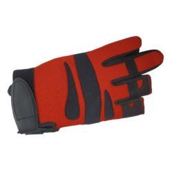 OEM 2050 Γάντια Microfibre με Velcro και Κομμένα Δάχτυλα M/8