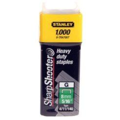 STANLEY 1-TRA705T Δίχαλα Βαρέως Τύπου G 8mm Set 1000τεμ