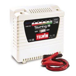 TELWIN TOURING 18 Φορτιστής - Συντηρητής Μπαταρίας 12/24V (807593)