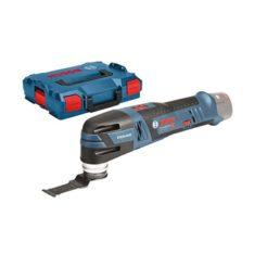 BOSCH 06018B5002 GOP 12V-28 Πολυεργαλείο Μπαταρίας Multi-Cutter σε L-Boxx (Solo)