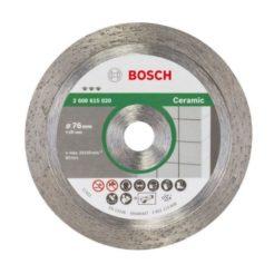 BOSCH 2608615020 Διαμαντόδισκος Κοπής Πλακιδίων 76mm Best For Ceramic για GWS 10.8 V-EC