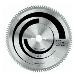 Πριονόδισκος Multi Material 210 x 30 mm 80 Δοντιών BOSCH 2608640445