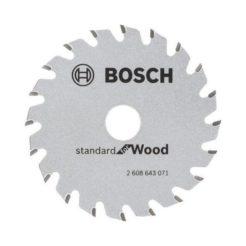 Bosch 2608643071 Πριονόδισκος 85x15mm Optiline Wood