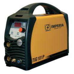 IMPERIA TIG 181P Ηλεκτροκόλληση Inverter TIG Παλμική και MMA (65646)