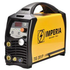 IMPERIA TIG 201P Ηλεκτροκόλληση Inverter TIG Παλμική και MMA (65648)