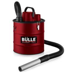 BULLE 605264 Σκούπα Στάχτης 1000W 18Lt Κόκκινη