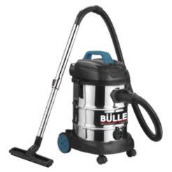 BULLE 605262 Ηλεκτρική Σκούπα Αναρρόφησης Υγρών και Στερεών Inox 1380W