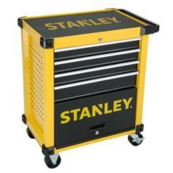 STANLEY STHT174305 Εργαλειοφόρος Τροχήλατος με 4 Συρτάρια και 6 Σετ Εργαλείων