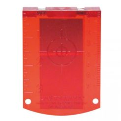 BOSCH Πίνακας Στόχου Λέιζερ Κόκκινος (1608M0005C)