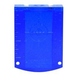 BOSCH Πίνακας Στόχου Λέιζερ Μπλε (1608M0005K)