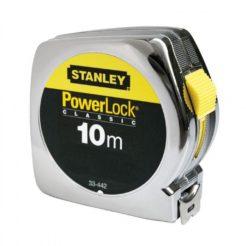 STANLEY 133442 Μέτρο Powerlock με Κέλυφος ABS 25mm - 10m