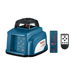 BOSCH 0601015000 BL 200 GC Professional Σετ (BLE 200 + BLR 10) Αλφάδι Laser Περιστροφικό