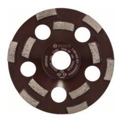 BOSCH Expert for Abrasive Διαμαντόδισκος Ποτηροειδής 125mm (2608602553)
