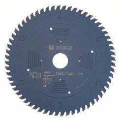 BOSCH Best For Laminate Πριονόδισκος Κοπής 216x30mm (2608642133)