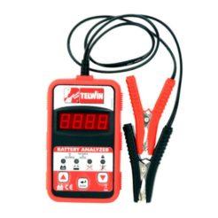 TELWIN DT400 Δοκιμαστής Ψηφιακός Μπαταρίας 12V (802605)
