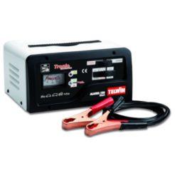 TELWIN ALASKA 150 START Ηλεκτρονικός Φορτιστής - Συντηρητής - Εκκινητής Μπαταριών 12V/24V (807576)