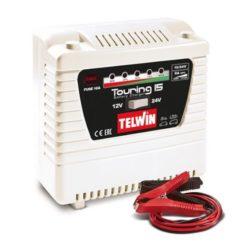 TELWIN TOURING 15 Φορτιστής - Συντηρητής Μπαταρίας 12/24V (807592)