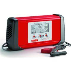 TELWIN DOCTOR CHARGE 50 Φορτιστής - Συντηρητής - Εκκινητής Μπαταριών 6V/12V/24V (807598)