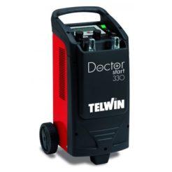 TELWIN DOCTOR START 330 Φορτιστής - Συντηρητής - Εκκινητής Μπαταρίας 12/24V (829341)