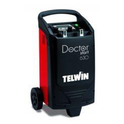 TELWIN DOCTOR START 630 Φορτιστής - Συντηρητής - Εκκινητης Μπαταρίας 12/24V (829342)