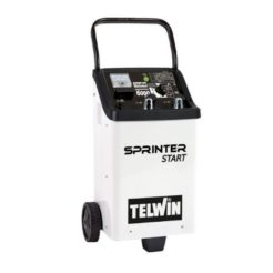TELWIN SPRINTER 6000 START Φορτιστής - Εκκινητής Τροχήλατος Μπαταρίας 12/24V (829392)