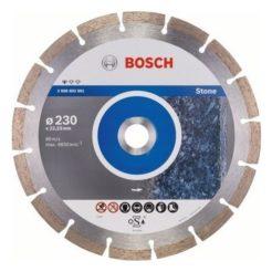 Διαμαντόδισκος Κοπής Πέτρας 230mm Standard for Stone BOSCH 2608602601