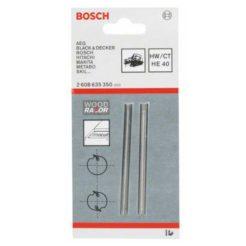 BOSCH HM FINECUT Λάμες Πλάνης 82mm Σετ 2τμχ (2608635350)