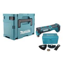 MAKITA TM30DZJX1 Πολυεργαλείο 10.8V σε Makpac - Χωρίς Μπαταρία & Φορτιστή (Solo)