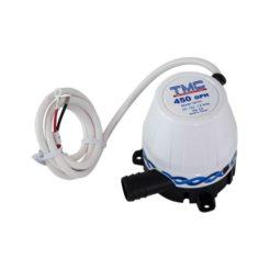 TMC-00101 Αντλία Βυθού Πλαστική 12V (38007)