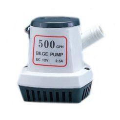 TMC-02307 Αντλία Βυθού Πλαστική 12V (38023)