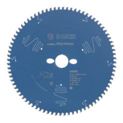BOSCH 2608644112 Πριονόδισκος Expert for Aluminium 254x30mm 80 Δόντια