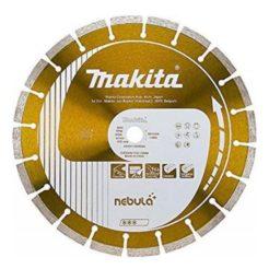 MAKITA B-53992 Nebula Διαμαντόδισκος Δομικών Υλικών Φ125mm Οπή 22,23mm