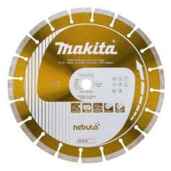 MAKITA B-54053 Nebula Διαμαντόδισκος Δομικών Υλικών Φ 350mm Οπή 25,4mm