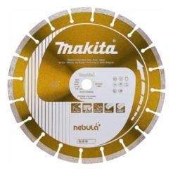 MAKITA B-54069 Nebula Διαμαντόδισκος Δομικών Υλικών Φ400mm Οπή 25,4mm