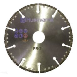 HUSQVARNA BLADE FR3 Διαμαντόδισκος Κοπής Σκυροδέματος 115mm (577103601)