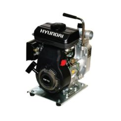 "HYUNDAI GP15 Αντλία Νερού Βενζινοκίνητη 1½""x1½"" 2.5Hp (64102)"